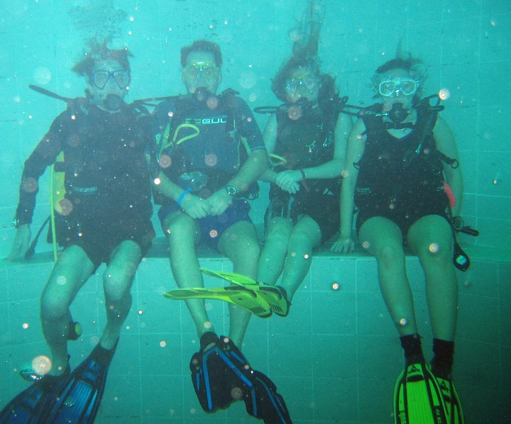 Padi Courses for Scuba Diving | Hertfordshire bedfordshire and cambridge