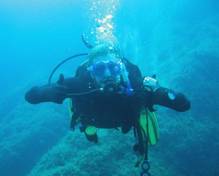 Learn how to Scuba Dive in Hertfordshire