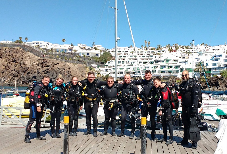 Scuba Diving trips | Bedfordshire hertfordshire and cambridge