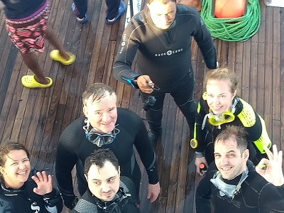 Underwater adventures padi scuba diving club in hertfordshire